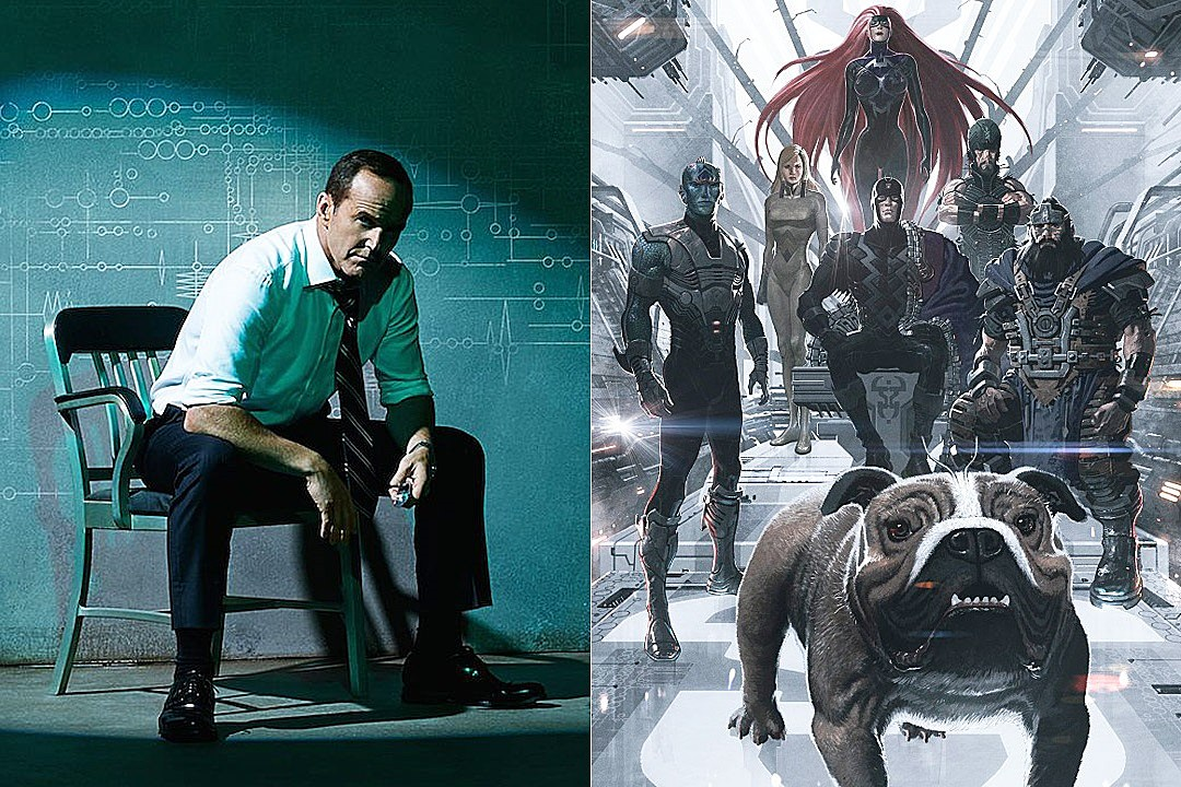 Image result for Inhumans Agents of Shield
