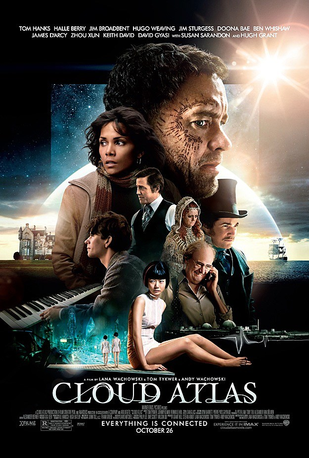 New Cloud Atlas Poster