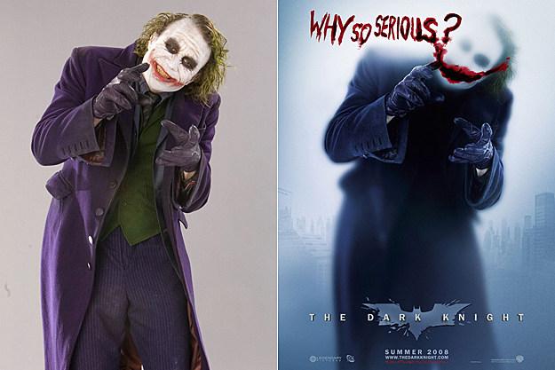 Heather Ledger, The Joker