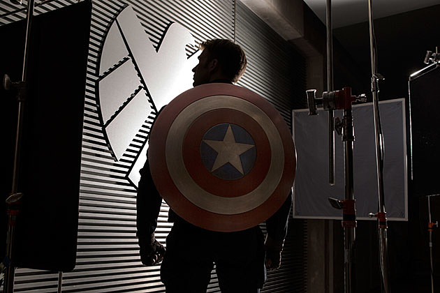 Captain America's Winter Soldier,  Chris Evans is the definitive Cap but can he bring his character to life?