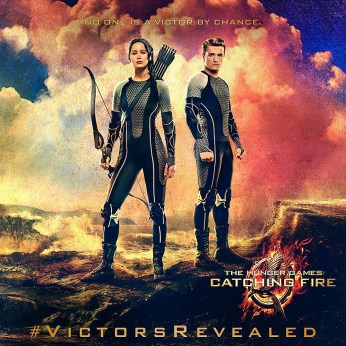 Hunger Games: Catching Fire Review - From the 3rd Largest IMAX Screen in North America