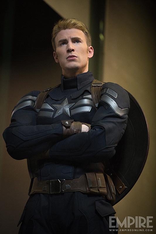 Captain America 2 Photos