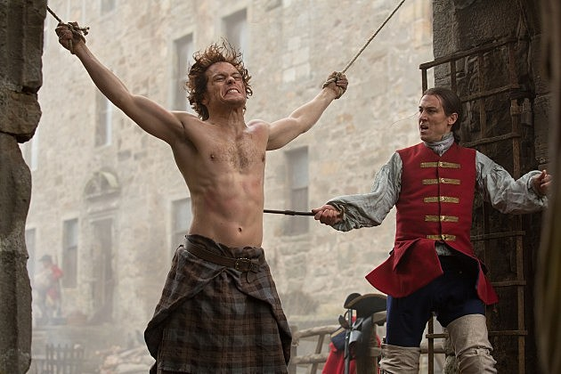 Starz Outlander TV Series Trailer Photos
