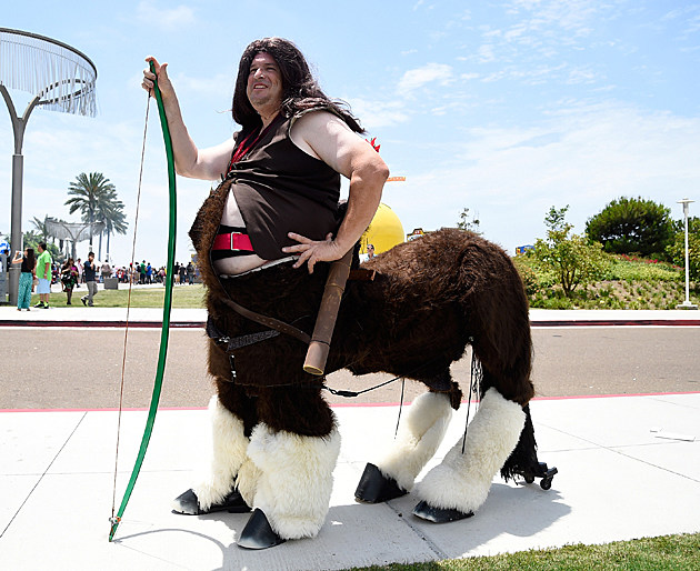 Comic-Con 2014 Cosplay Photos Centaur