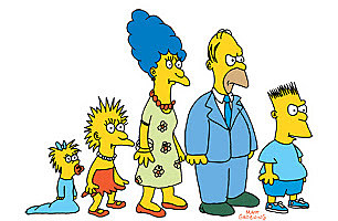 simpsons tracey ullman