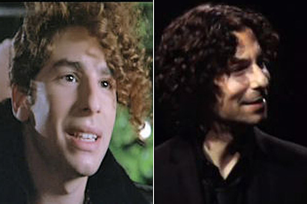 Jason Gould And His Partner