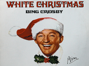 bing crosby white christmas photo