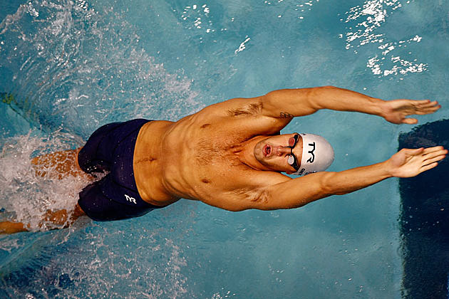 Sad To See Olympic Swimmer Matt Grevers Go Off The Market