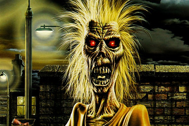 Iron Maiden Fans Petition for the Return of Original Album