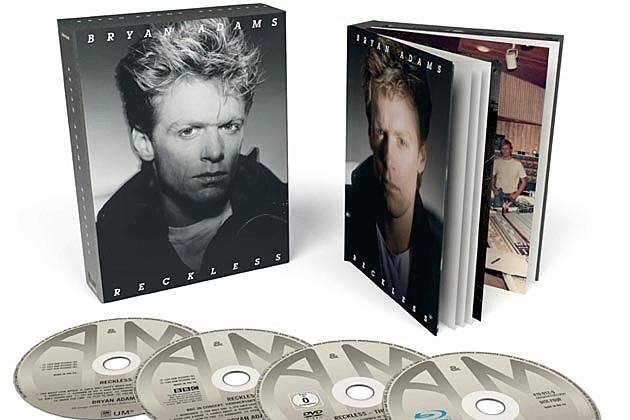 Bryan Adams To Release Fourdisc Anniversary Reissue Of
