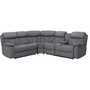 connell 3 pc power reclining sectional