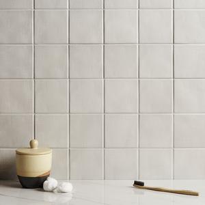 colorone bruno 4x4 matte porcelain tile