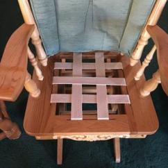 Glider Chair Parts Replacement Yoga Routine Webbing-options - Rockler Woodworking Tools
