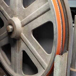 17 Bandsaw Tires