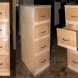 Birch Plywood Drawers