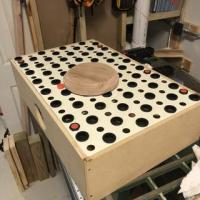 Dust Right Downdraft Table Rockler Woodworking and Hardware