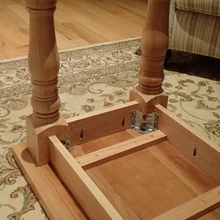 Removable Table Legs Hardware