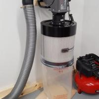 Dust Right Canister Filter for Wall Mount Dust Collector ...