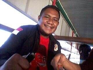 Wakil Ketua DPD GMNI NTT, Emilianus Y. Naga. (wacananews.co.id/kris)