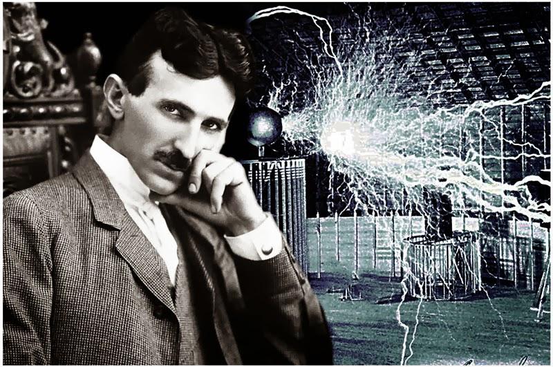 Die Erfindungen von Nikola Tesla