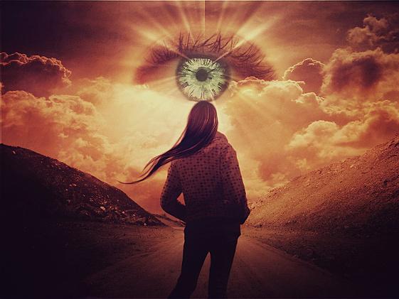 5 spirituelle praktiken bild wach auf drittes auge