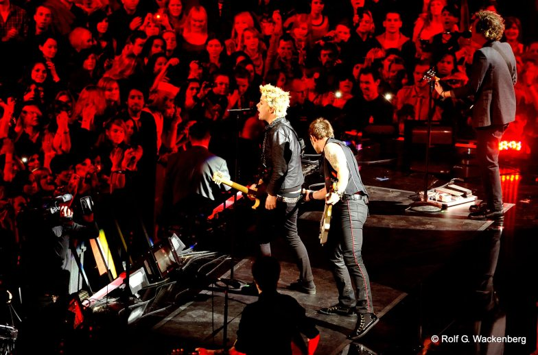 Green Day, Foto/Copyright: Rolf G. Wackenberg