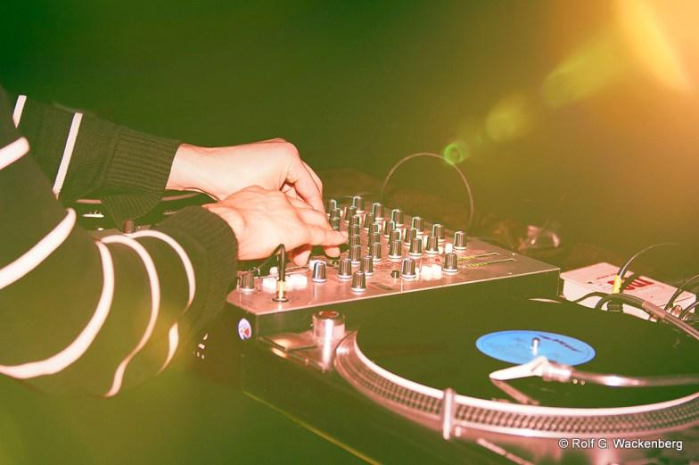 DJ, Foto/Copyright: Rolf G. Wackenberg