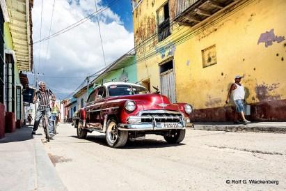 Oldtimer, Kuba, Foto/Copyright: Rolf G. Wackenberg