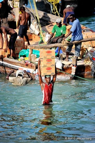 Bagamoyo, Tansania, Foto/Copyright: Rolf G. Wackenberg
