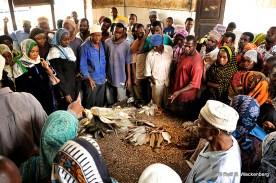 Fischmarkt, Tansania, Foto/Copyright: Rolf G. Wackenberg
