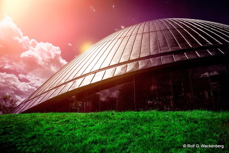 Planetarium Bochum, Foto/Copyright: Rolf G. Wackenberg