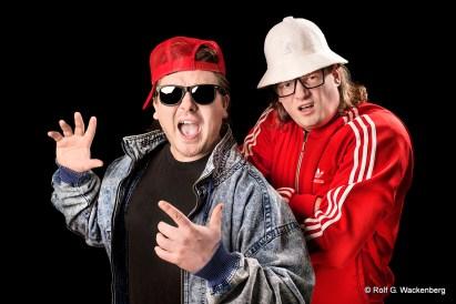 Manny Marc & DJ Reckless, Foto/Copyright: Rolf G. Wackenberg