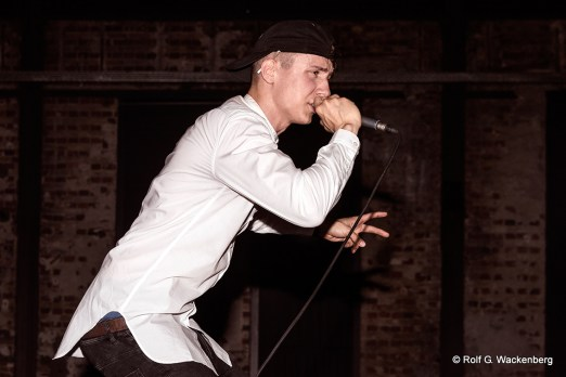 Marvin Game, HipHopCon, Foto/Copyright: Rolf G. Wackenberg