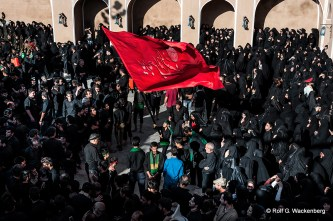 Iran, Aschura, Foto/Copyright: Rolf G. Wackenberg
