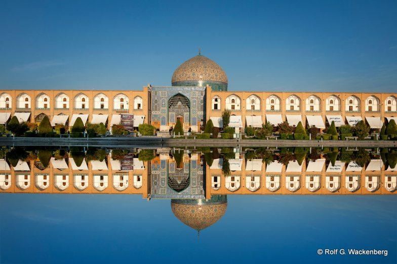 Iran, Lotfollah Mosque, Foto/Copyright: Rolf G. Wackenberg