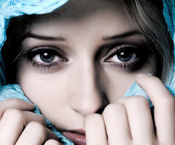 beautiful eyes 12 Girls With Beautiful Eyes