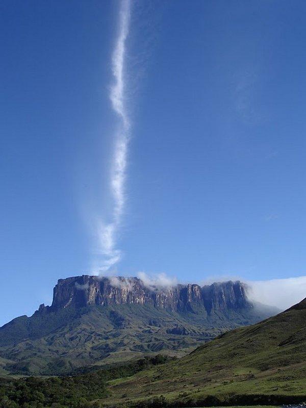 Amazing Falls Wallpaper Mount Roraima An Island Forgotten By Time
