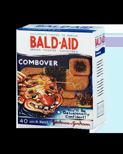 Bald-aid