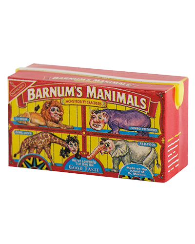 BARNUMS MANIMALS