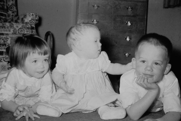 Kathie, Peggy, Rick