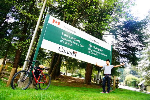 ラングレー カナダ 観光