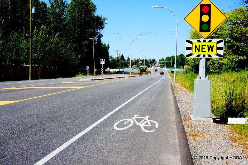 カナダの自転車道