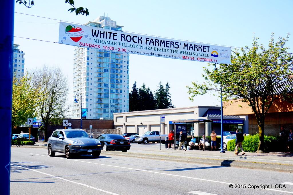 ホワイトロック カナダ