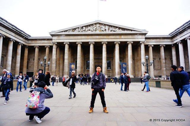 British Museum 大英博物館!!!!!!!!