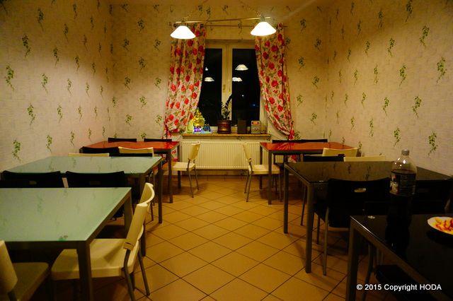 ワルシャワ キッチン