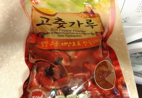 粉末唐辛子 ポーランド 韓国