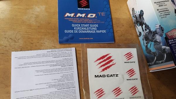 マッドキャッツのM.M.O TE ゲーミングマウスが凄すぎる![評判・レビュー]
