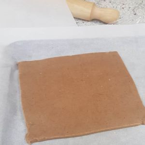 speculaas step 5 roll dough