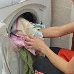 洗濯機で洗濯、乾燥した後衣類に臭いが・・原因は一体何??