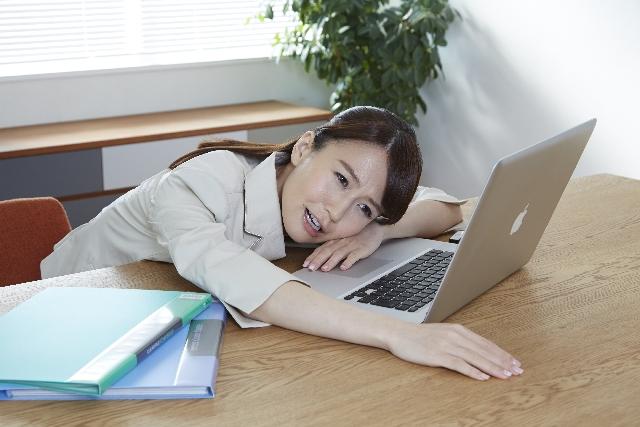 パソコンでの仕事の休憩の取り方は??疲れをためない仕事術
